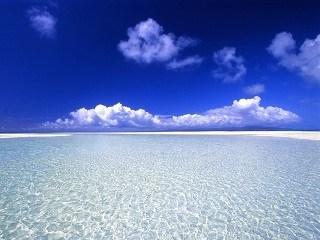 これが海を青くする源となるわけです