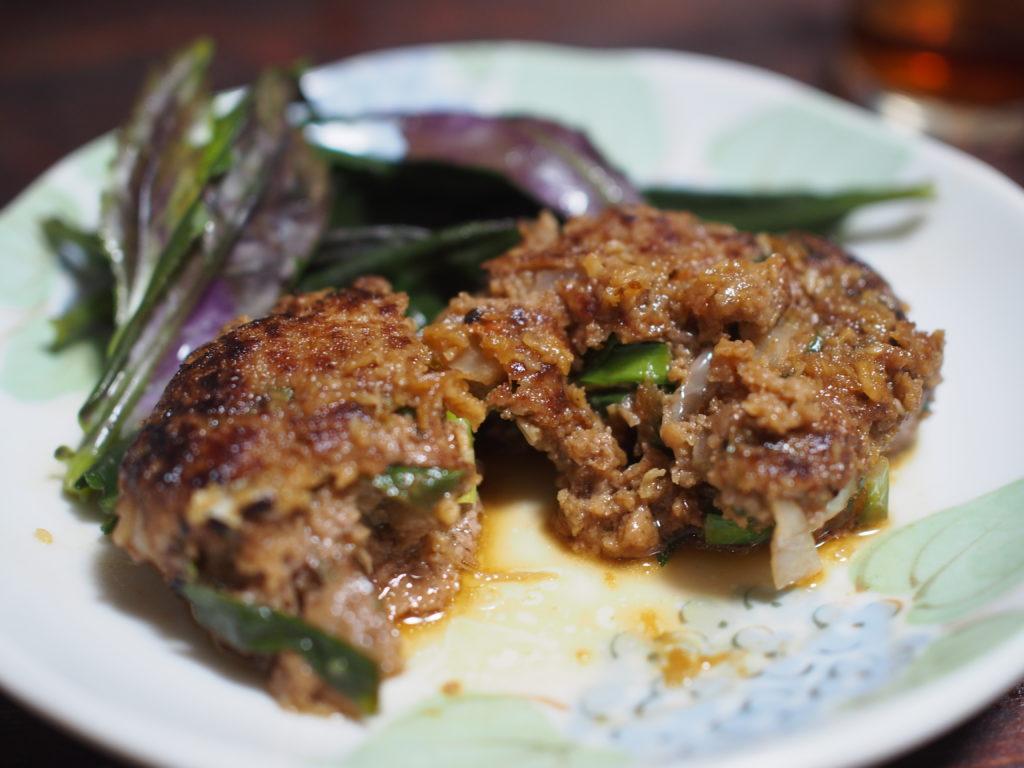 沖縄の野菜「ハンダマ」