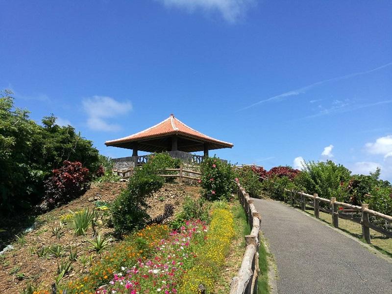 玉取崎展望台